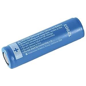 UK Lights Tauchen - Taucherleuchten Lithium Ion Akku für Super Q eLED - Linterna de buceo, talla standard