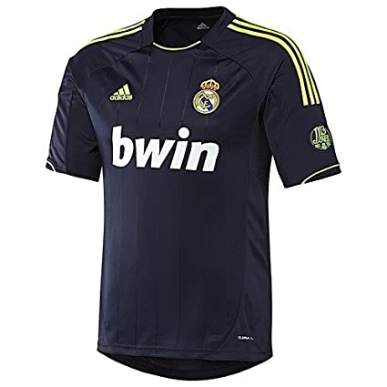 13bf1b4e3a5 Amazon.com   adidas Real Madrid Away Jersey 2012-13   Soccer Jerseys    Sports   Outdoors