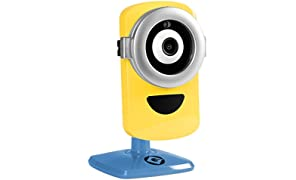 Minion Camera App : Amazon launchpad camera products from startups
