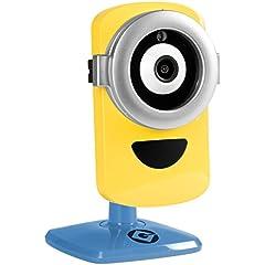 Tend releases Minion Cam HD Wi-Fi Camera