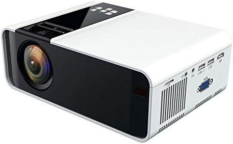 Proyector, Mini LED Smart Home Theater Proyector de películas ...