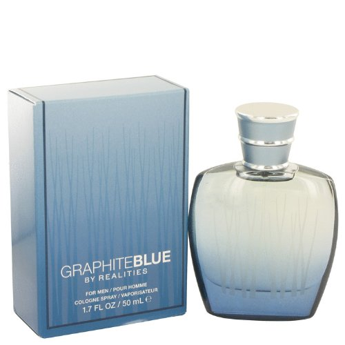 Realities Graphite Blue by Liz Claiborne Cologne Spray 1.7 oz