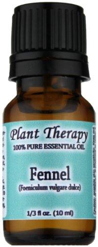 Фенхель (сладкий) Эфирное масло. 10 мл. 100% Pure, неразбавленном виде, терапевтической степени чистоты.