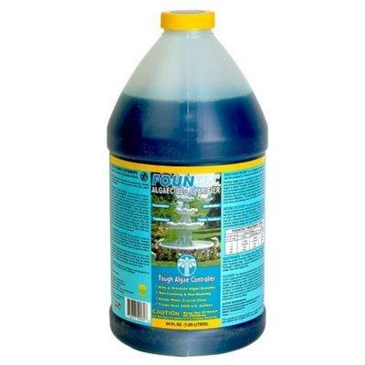 - Fountec Fountain Algaecide Clarifier, 64 Ounce