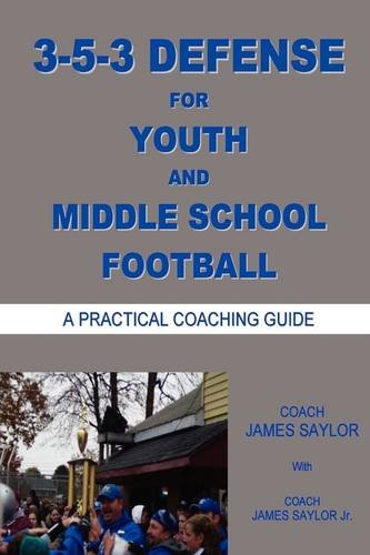 Download 3-5-3 DEFENSE for Youth and Middle School Football pdf epub