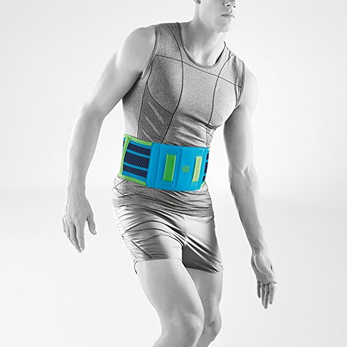 Bauerfeind Sports Back Support - Breathable Compression