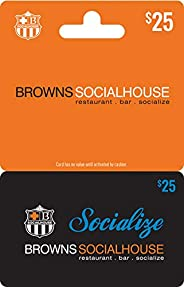 Browns Gift Card
