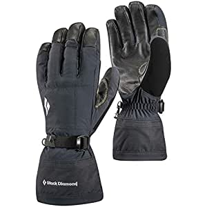 Black Diamond Soloist Cold Weather Gloves, Black, Large