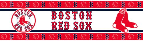 MLB Boston Red Sox Wall - Border Mlb Wall