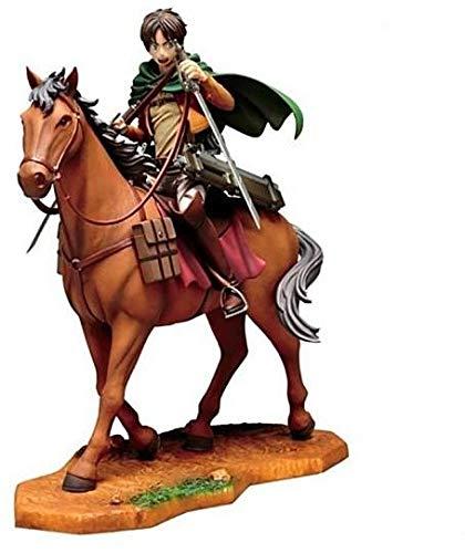 Attack on Titan   Figurine Eren Jaeger horse riding Figure