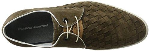 Floris van Bommel 14451/01, Zapatos de Cordones Derby para Hombre beige (beige)