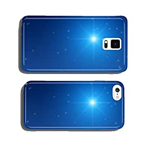 North star on a midnight sky. cell phone cover case iPhone5
