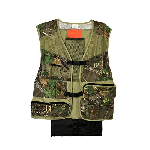 Scent Blocker Torched Turkey Vest (XL-2XL) Realtree Xtra (Scent Blocker Ripstop)