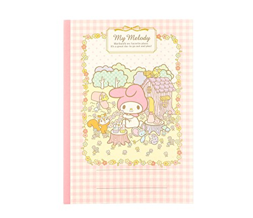My Melody Notebook: Party
