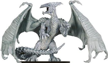 D & D Minis: Elder White Dragon # 59 - Against the Giants