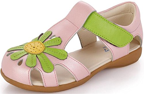ppxid-little-girls-sofe-leather-sandal-hollow-out-flower-princess-shoes-pink-4-us-big-kid