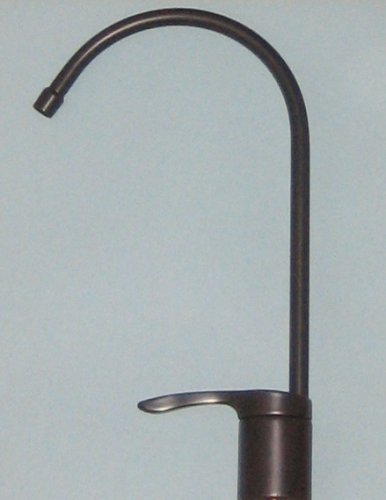 Designer Air Gap Ceramic Faucet Oil Rubbed Bronze