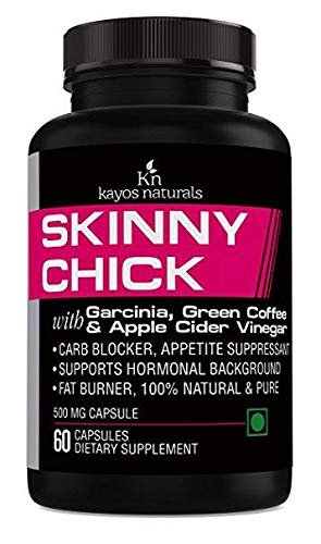 Kayos Naturals Skinny Chick Weight Loss For Women 60 Capsules