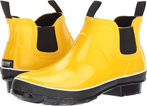 Baffin Womens Women's Pond Ankle Boot, Yellow, 9 Medium US