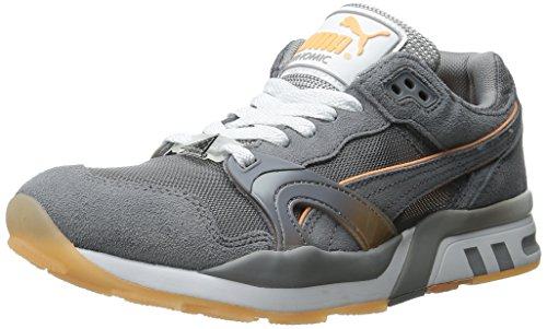 PUMA Women's Trinomic XT-1+Clear Sneaker, Frost Gray, 9.5 B US (Puma Trinomic Women)