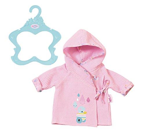 Baby Born 824665poupée Peignoir de Bain Vêtements, Taille Unique Zapf Creation