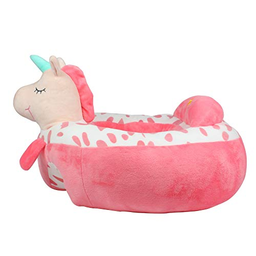 Learning Sit Comfortable Support Chair Stuffed Animal unicorn Sitting Infant Plush Floor Soft Head Alpacasso To Chair Toys Unicorn Baby Safe Seat Protect With q8PISO