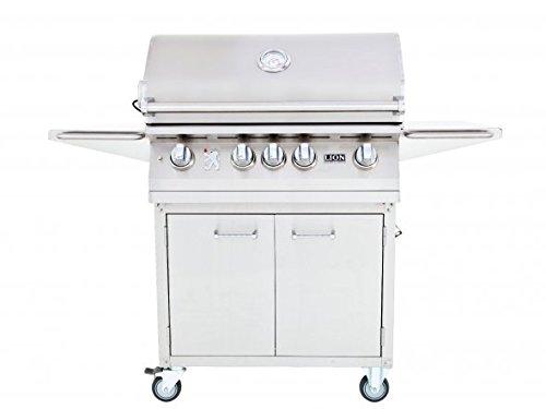 Lion Premium Grills 53621 Grill Cart