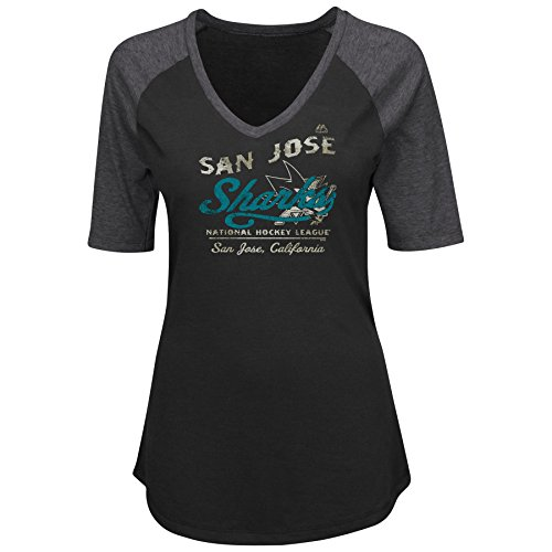 nhl sharks shirt - 3