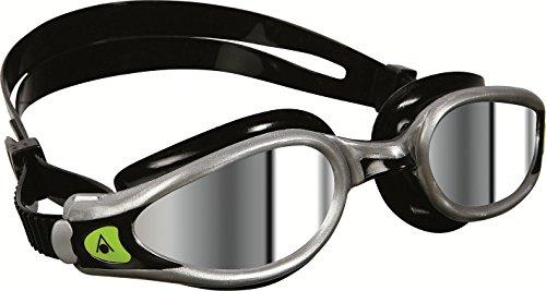 Aqua Sphere Kaiman EXO Mirrored Lens Goggles, (Aqua Sphere Goggle)