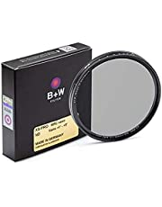 B+W 77mm XS-Pro Digital Vario ND with Multi-Resistant Nano Coating, Black