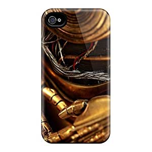 Diy Yourself Awesome Design C 3po Star Wars Hands Close Up case covers Covers srTsNZEcPVI For iPhone 4 4s