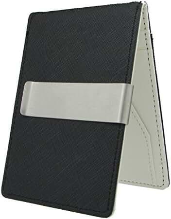 Donalworld Unsexy-adult Magic Mini PU Leather Card Holder