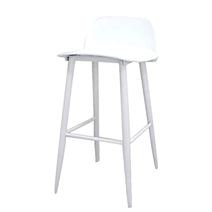 Admirable Amazon Com Bar Stools Nerd Replica Design Retro Modern Ncnpc Chair Design For Home Ncnpcorg