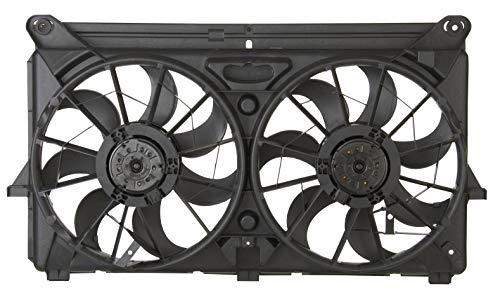 Spectra Premium CF12038 Dual Radiator Fan Assembly ()