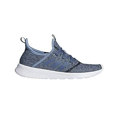 adidas Womens - Cloudfoam Pure Grey Size: 5