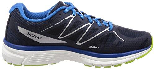 Shoe Running Men's Blazer Salomon Navy Sonic Blue White Imperial 5tqXXZEx