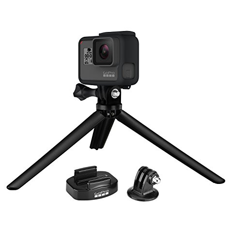 GoPro Camera ABQRT-002 Tripod Mounts (Black)