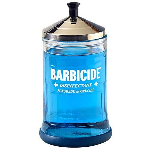 Barbicide Disinfectant Jar, Midsize, 21 ounce