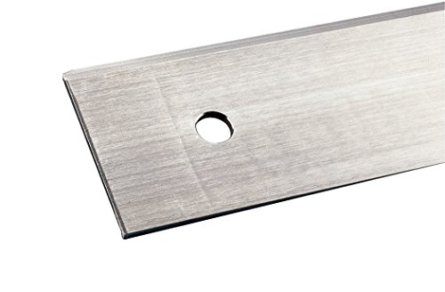 Alvin 1109-60 1109 Series 60 inch Tempered Stainless Steel Cutting Straightedge by Alvin
