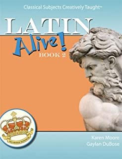 Amazon latin alive book two teachers edition latin edition latin alive book two latin edition fandeluxe Image collections