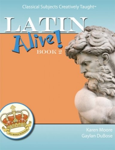 Latin Alive! Book Two (Latin Edition)