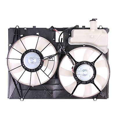 MAPM Premium Quality RADIATOR FAN ASSEMBLY; FROM 9/05 by Make Auto Parts Manufacturing