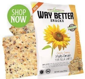 Way Better Snacks Chip Mltigrn Sunny