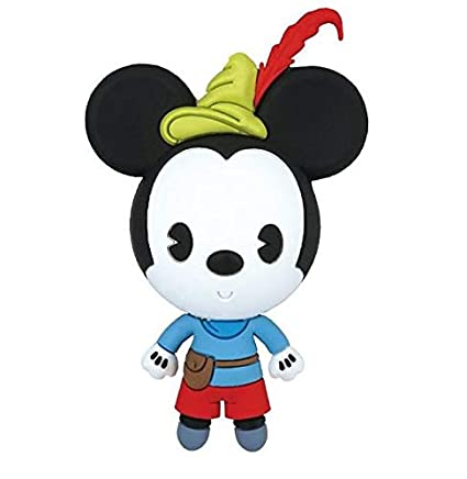 Mickey Mouse - Llavero 3D 8 cm Disney Serie 18 Monogram #5 ...