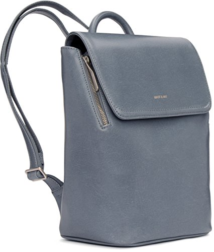Matt and Nat Fabi Mini Vintage Backpack, Frost