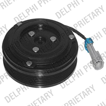 Delphi 0165003/0 Compresor De Aire Acondicionado: Amazon.es: Coche y moto