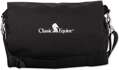 Boot Accessory Tote (CLASSIC EQUINE ACCESSORY GROOMING BOOT TOTE DESIGNER SERIES ALL COLORS (Black))