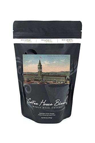 San Francisco, CA - Union Ferry Terminal Building (8oz Whole Bean Small Batch Artisan Coffee - Bold & Strong Medium Dark Roast w/ - San Francisco Terminal