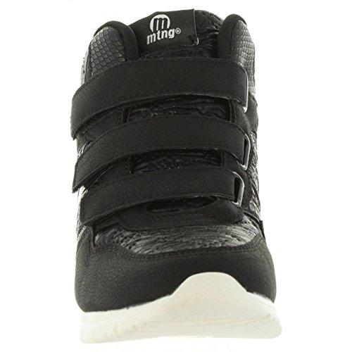 38 Mtng Deporte Zapatillas Negro C27574 Talla De Mujer 69886 Pedri ABztaqBx