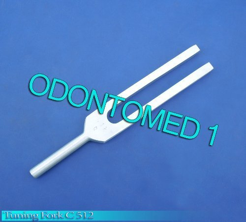 Tuning Fork C 512 ENT Surgical Medical Instruments Exam Diagnostic Tools by ODONTOMED